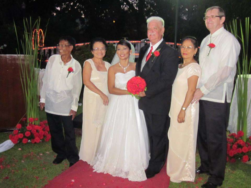 "Hi Filipinokisses Dating site,<br><br>I wanna say ""THANK YOU TO ALL"" becouse I found my man in my life no other than Mr. Brian from Winnipeg , Manitoba Canada. We just got married last Feb. 28- 2015......"