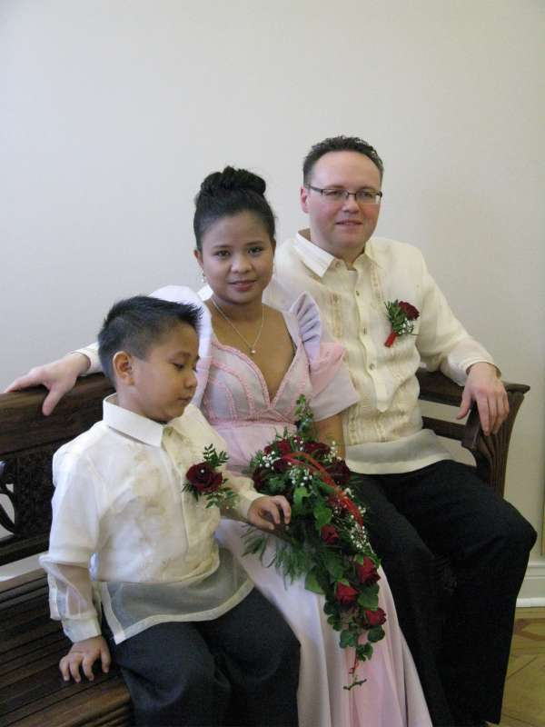 Hello FILIPINOKISSES!!!<br><br>I am now married with Baby. <br><br>We have known each other for  2 years now. I went to Philippines last December 2009 and arranged all the papers needed for her and her...