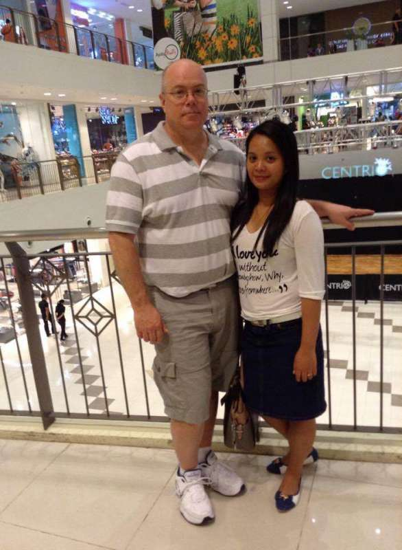 Distance ,height, age and color - doesn't matter if you fall in love. And that's were are:)<br><br>I Grace from Philippines 24 year old met a loving, caring, understanding and a very supportive fiancée...