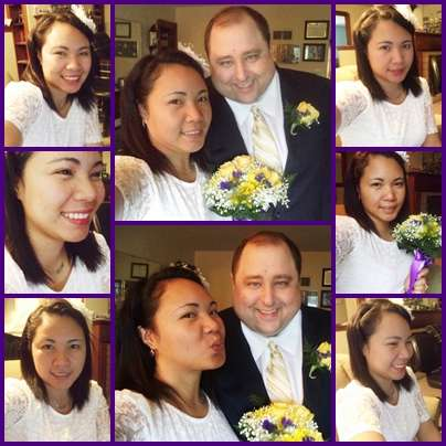 Thank you Filipinokisses, <br><br>we got married :-)<br><br>God bless you all...